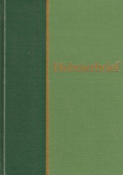 Lebensstudium Hebräerbrief (1 Band, gebunden)